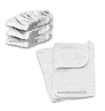 KARCHER Steam Cleaner Hand Tools Terry Cloth Covers SC1002 SC1020 Cotton Pads