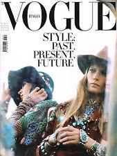 VOGUE Italia 12/2014 VALERIJA KELAVA Jamie Bochert NICKI MINAJ Dylan Penn @NEW@