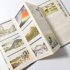 Accordion Style Book, 36 Views of Mt. Fuji by Hokusai Katsushika, Ukiyo-e, Rare
