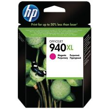 HP 940XL magenta C4908A OfficeJet Office Jet Pro 8000 8500 --------- OVP 05/2016