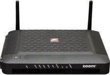 ZOOM Model 5352 DOCSIS 3.0 Cable Modem/Router - 343mbps 4 PORTS