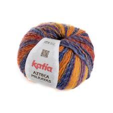 AZTECA MILRAYAS von Katia - VIVOS OSCUROS (708) - 100 g / ca. 180 m Wolle