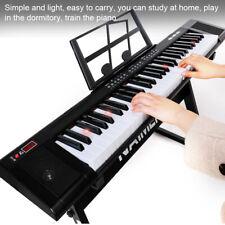 Digital 61 Tasten Keyboard E-Piano Klavier Elektrische Kinder Klaviertastatur DE