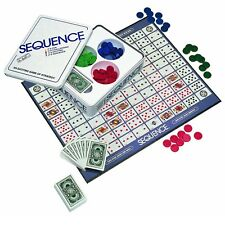 SEQUENCE BOARD GAME Family Party Board Game Cards Against Humanity funny