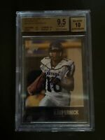 2011 UD College Football Legends Colin Kaepernick Auto BGS 9.5 Gem Mint 10 Auto!