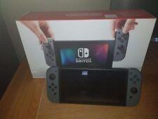 MINT Nintendo Switch Refurbished 32GB Console Gray Joy-Con
