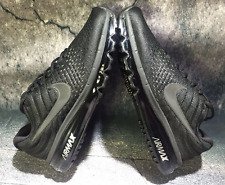 Nike Air Max 2017 Men Running Shoes sneaker 849559 All Black Anthracite size 10