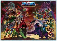 80's Vintage Eighties Video Poster HE MAN Poster |24 inch X 36 inch| 12