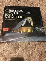 "CHRISTMAS WITH BERT KAEMPFERT 12""LP Vinyl Record"