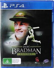Don Bradman Cricket PS4