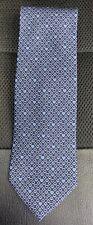 NEW Salvatore Ferragamo Navy Blue Playing Cards Silk Neck Tie $190 Retail