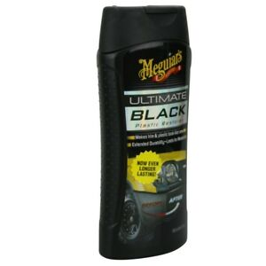 (EUR42,23/L) Meguiar`s Ultimate Black Plastic Restorer 355 ml