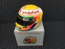 Lewis Hamilton 1/2 Scale Mclaren Helmet
