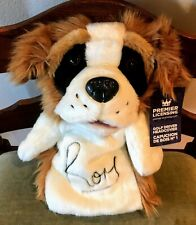 NEW w tags Official Rory Mcilroy St Bernard Dog Golf Clubhead Driver Cover