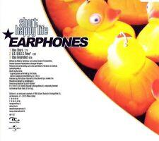 """EARPHONES """"SHORT HAPPY LIFE"""" CDS 3 TRACKS NEW MINT RARE 2003 ITALIAN PRESS NUOVO"""