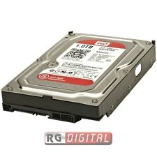 Hd 3,5 Western Digital Red 1TB Sata3 6Gb/s 64MB per NAS Hard Disk 1 TB WD10EFRX
