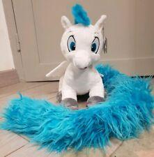Peluche Pegase long tail / Pegasus Longue Queue Disneyland Paris