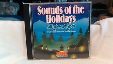 Sounds Of The Holidays A Collection Of Favorite Holiday Songs SUN 1996    cd3363