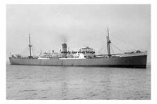 rp15595 - Port Line Cargo Ship - Port Fairy , built 1928 - photo 6x4