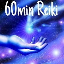 Reiki Distance Energy Healing Intention Remote Session, 60 minutes