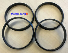 73.1 to 70.3 mm Hub Centric Rings 4 pieces Ford Chevrolet Cadillac XXR