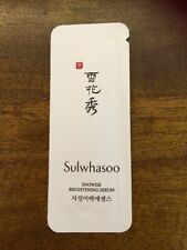 Sulwhasoo Snowise Brightening Serum 1ml x 20pcs 20ml Sample Whitening US Seller