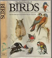 THE ENCYCLOPEDIA OF BIRDS Dr Christopher Perrins 1850 ILLUSTRATIONS AD CAMERON
