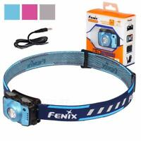 Fenix HL12R 400 Lumen Neutral White + Red LED Rechargeable Headlamp (Blue)