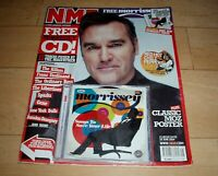 NME 19th June 2004 + sealed cover CD - Morrissey Songs to Save Your Life + more