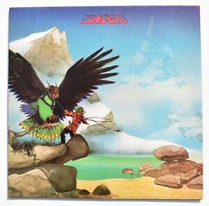 BUDGIE Never Turn Your Back on a Friend MCA UK Vinyl LP Near Mint MCG3513