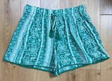 Marks & Spencer Green Shorts Size 14