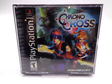 Playstation 1 Spiel - Chrono Cross (mit OVP)(NTSC-US IMPORT) PS1, PSX, PS ONE