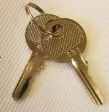 More details for keys 633 for ignition switch for linde forklift truck model - keys for any truck