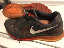 Nike Air Max 2012 Size 8 Grey Orange