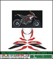 kit adesivi stickers compatibili hypermotard 821 sp 2013-2014