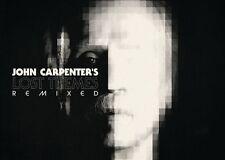 John Carpenter Lost Themes Remixed Vinyl LP Record & MP3 pruient zola jesus NEW+
