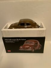 1/12 1953 VW VOLKSWAGEN Beetle Brown made by SUN STAR