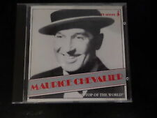 CD ALBUM - Maurice Chevalier - ON TOP OF THE WORLD