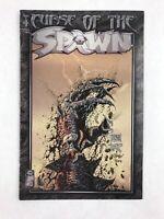 Curse of the Spawn #4 December 1996 Comic Book Image Comics
