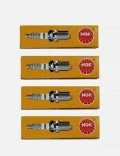 Set of x4 (4x) NGK BKR6EK 2288 Spark Plugs for BMW 3 5 7 Series Citroen Renault