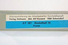 Super 8 Film S8 mm Basketball 18 FWU Lehrer Sportunterricht Sport 70er 387