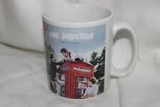 Mug Cup Tasse à café One Direction Take me Home England Telephone