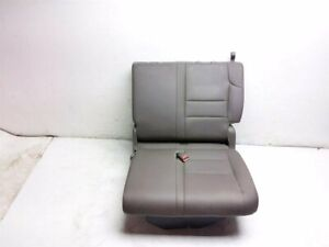 14 15 16 17 Honda Odyssey EXL 3rd Row Back LEFT seat 82521-TK8-A44ZB Leather GRY