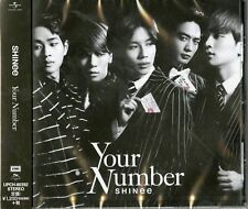 SHINEE-YOUR NUMBER-JAPAN CD C15