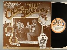 R. Crumb And His Cheap Suit Serenaders  Self-Titled   Folk; Ragtime; Old Timey