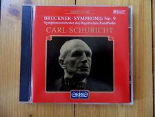 Bruckner Symphony 9 Carl Schuricht Symphonieorchester des Bayerisches Rundfunks