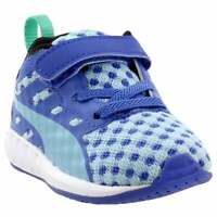 Puma Flare V Junior Sneakers Casual    - Blue - Boys