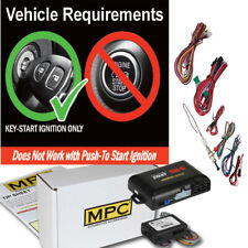 Factory Remote Activated Remote Start Kit For 2003-2005 GMC Safari