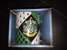 Harry Potter Warner Bros. Ceramic Mug 14 OZ. Slytherin NIB