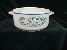 "LENOX - TEMPER-WARE by LENOX - DEWDROPS - SERVING BOWL - 6.75"" Diameter"